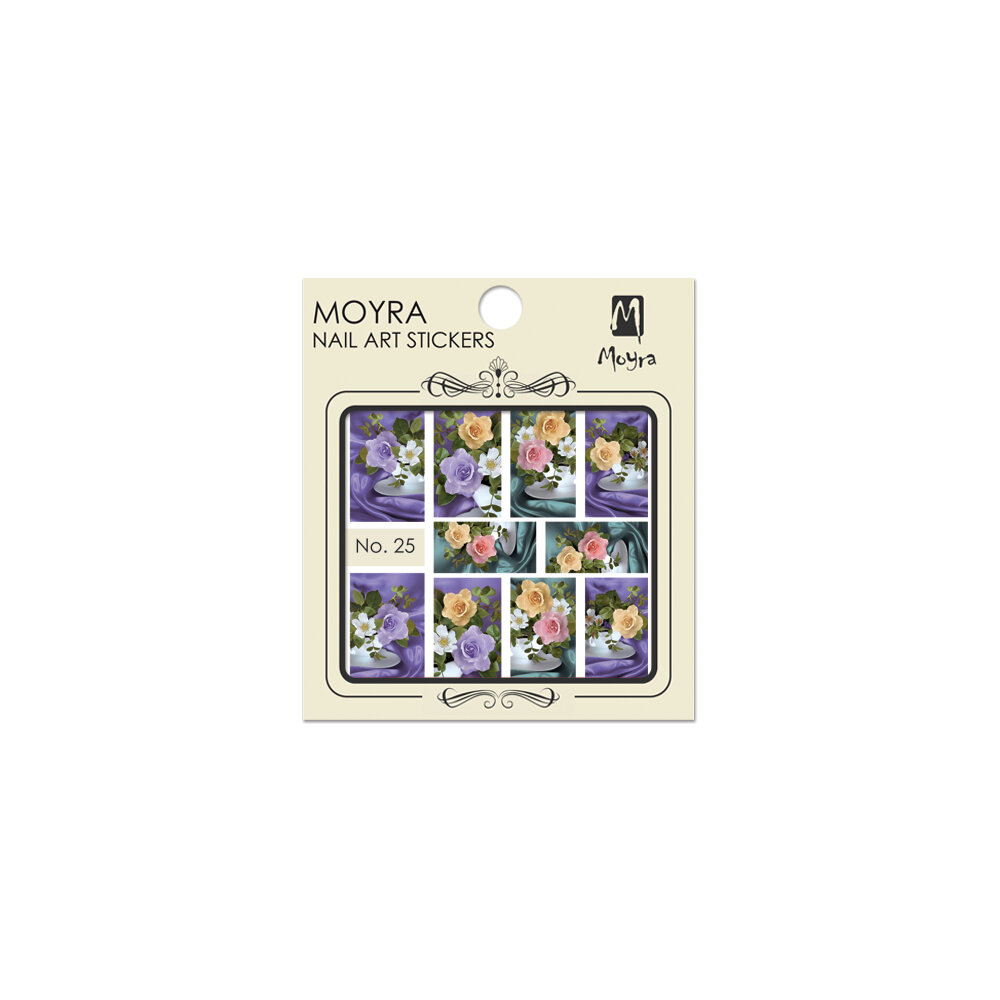 Moyra Water Decals 25