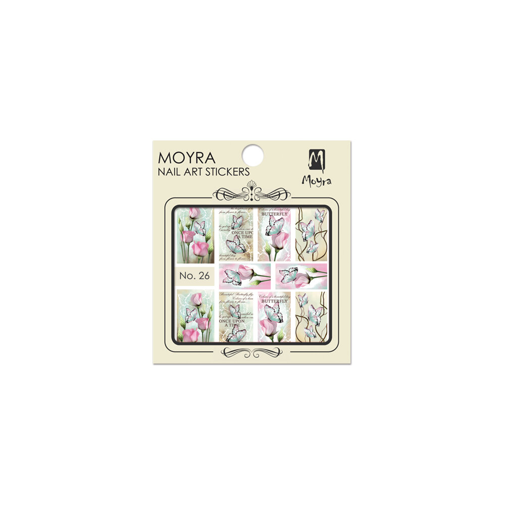 Moyra Water Decals 26
