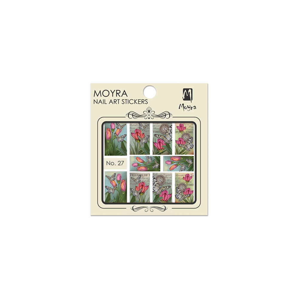 Moyra Water Decals 27