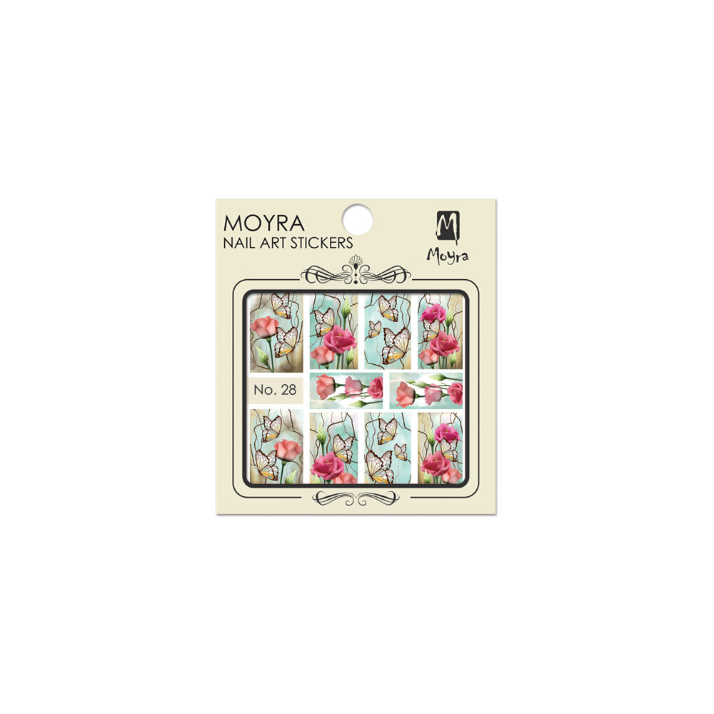 Moyra Water Decals 28