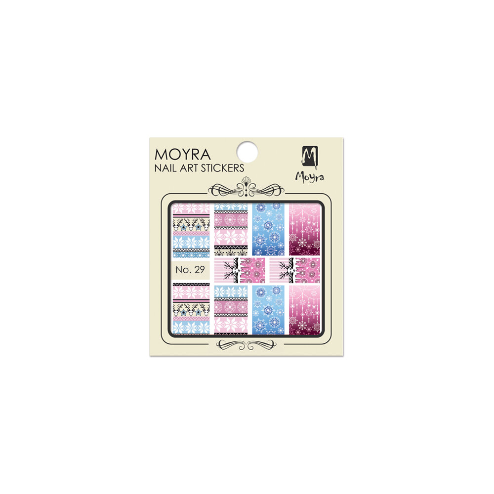 Moyra Water Decals 29