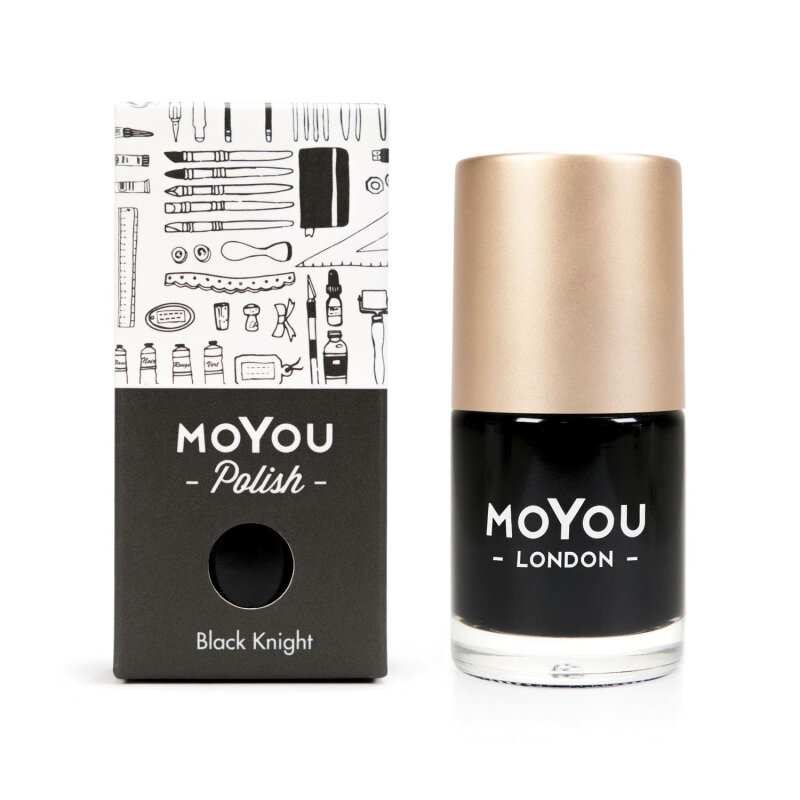 MoYou London Black Knight - 15ml