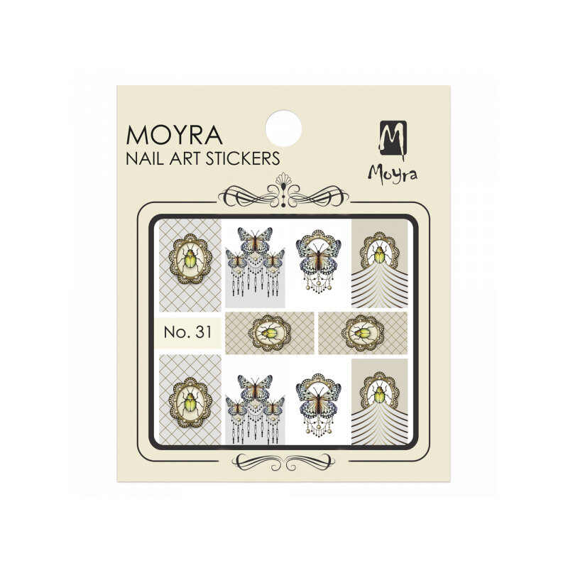 Moyra Water Decals 31