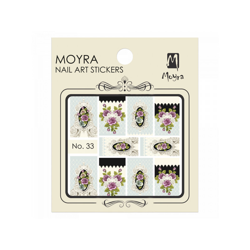 Moyra Water Decals 33