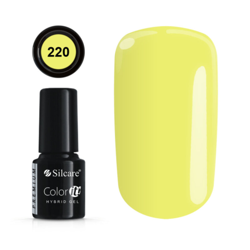 Silcare Color It Premium - 220