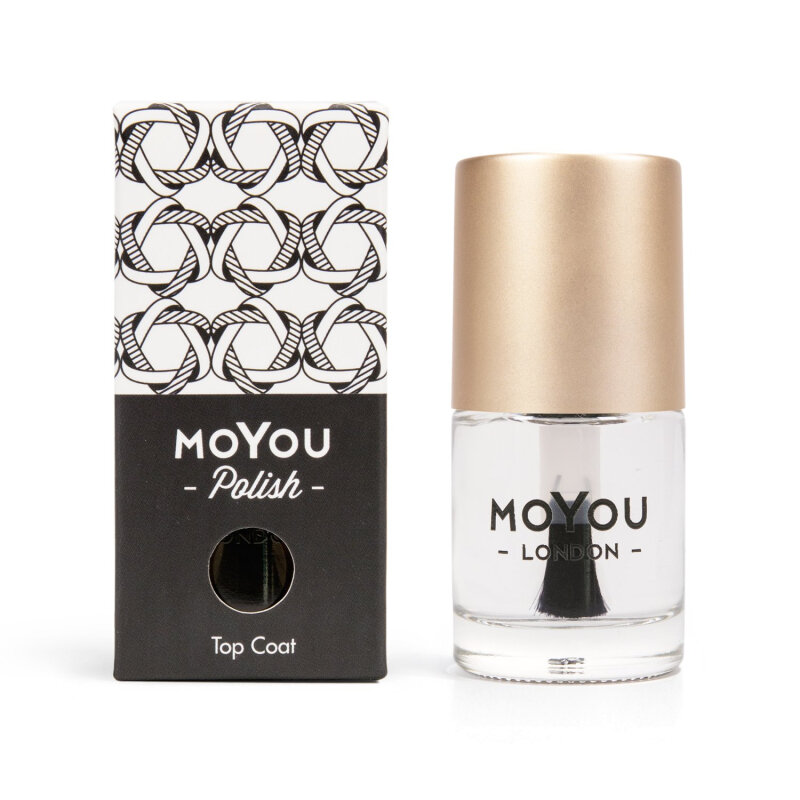 MoYou London - Top Coat 10ml