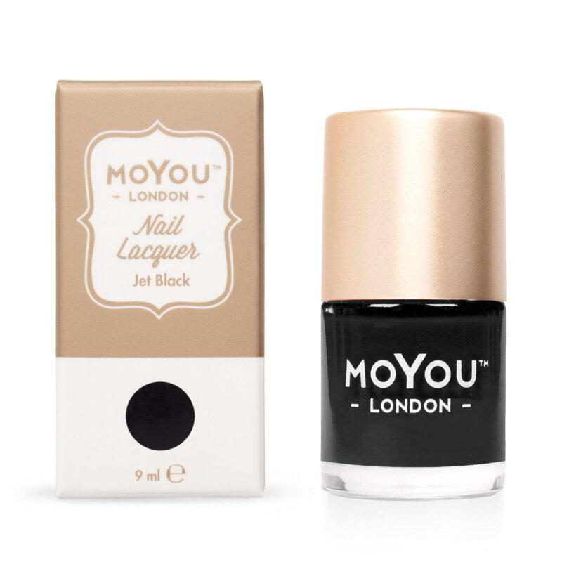 MoYou London Jet Black