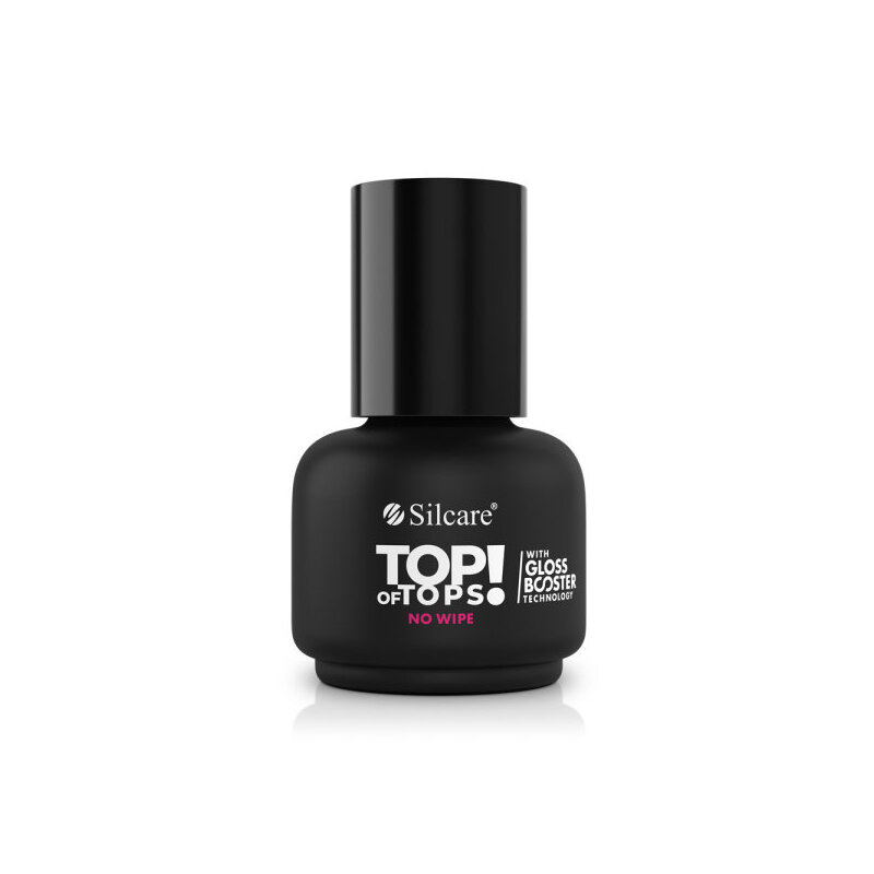 Silcare Top of Tops No Wipe Hybrid Gel