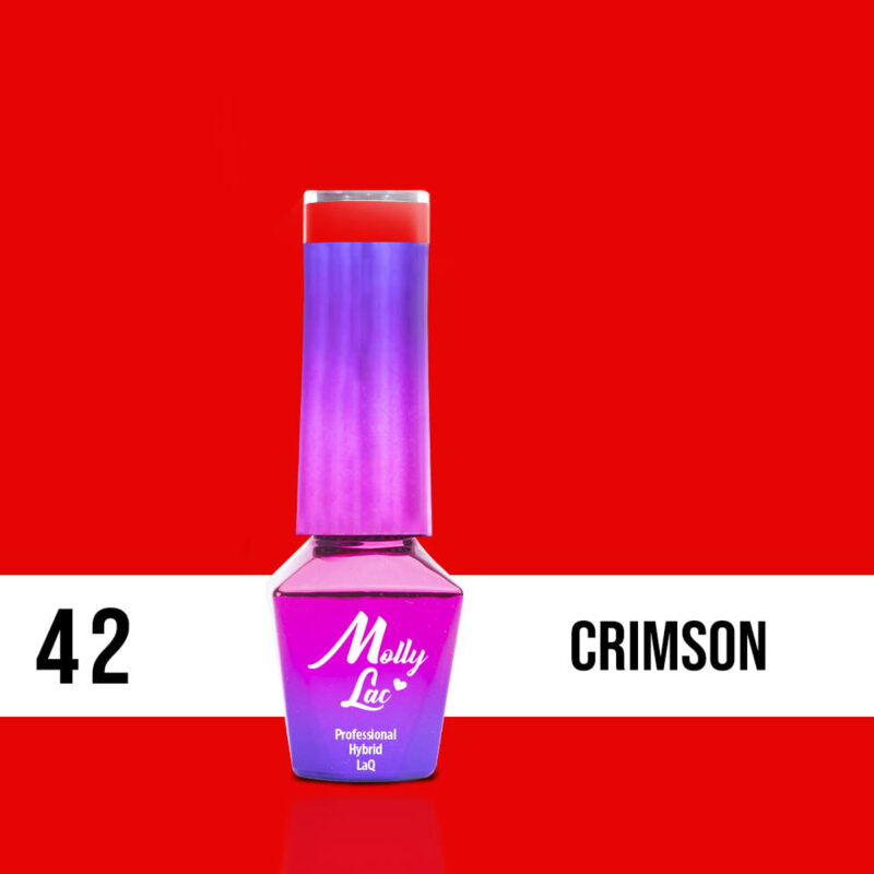 Molly Lac Crimson 42