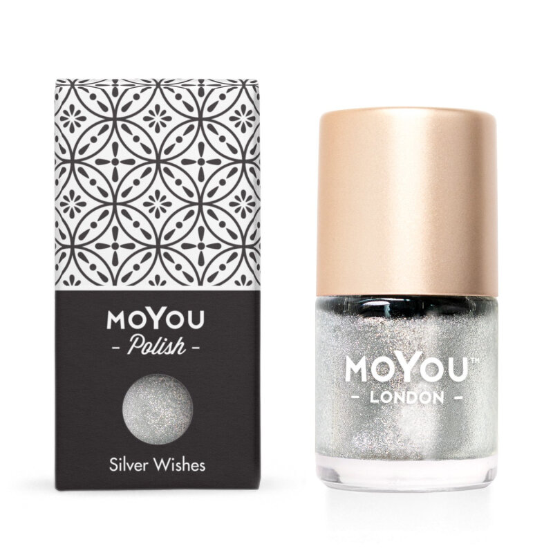 MoYou London Silver Wishes