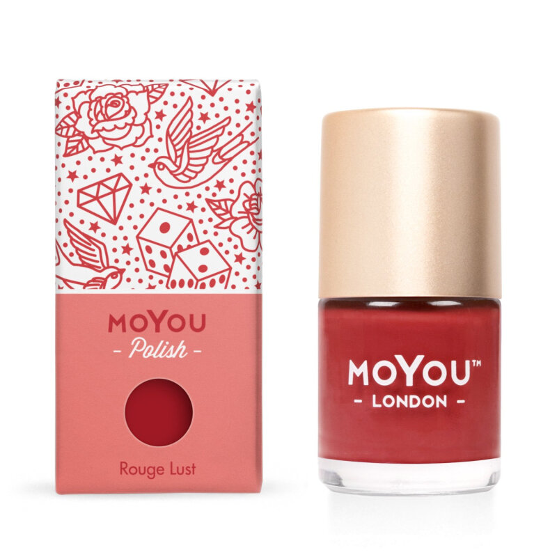 MoYou London Rouge Lust
