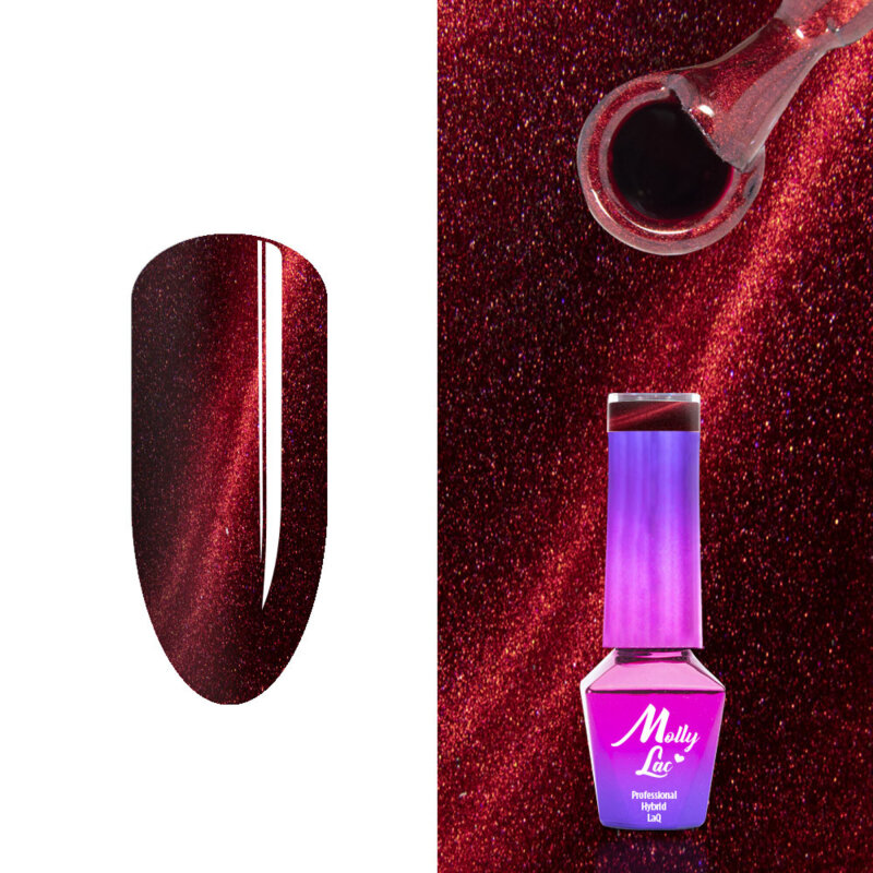 Molly Lac Runway Red 180