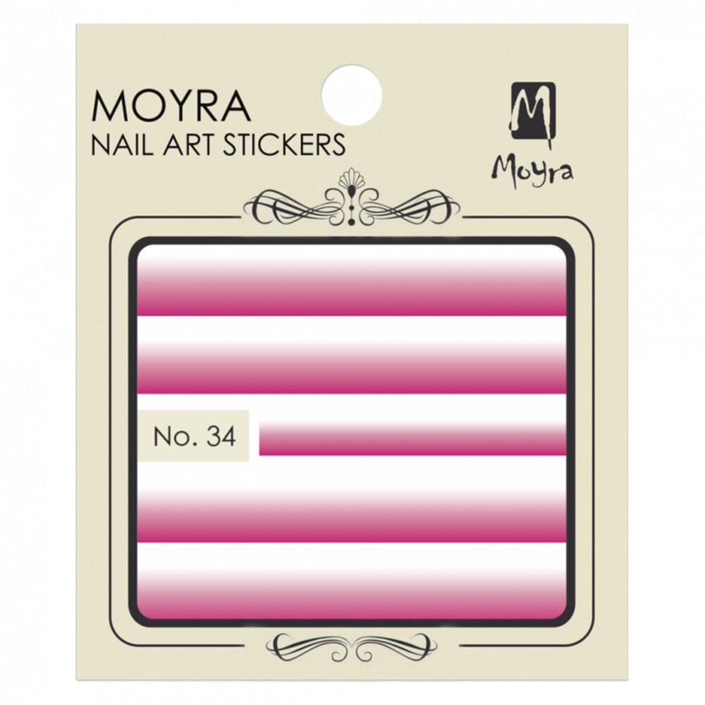 Moyra Water Decals 34