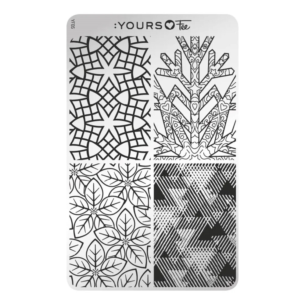YOURS Fee - Hipster Giftwrap