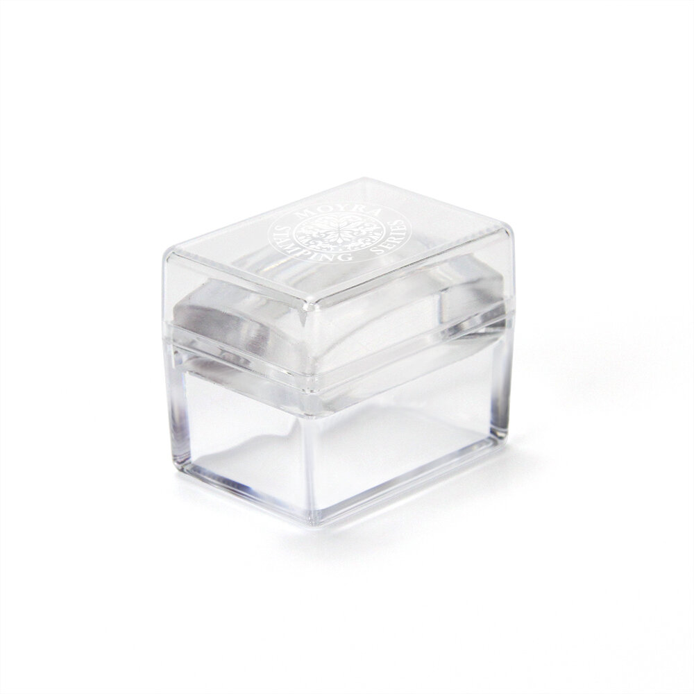 Moyra Stamper Ice Cube Clear