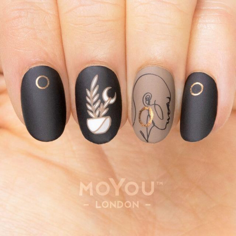MoYou London - Le Musée 04 Stamping plade