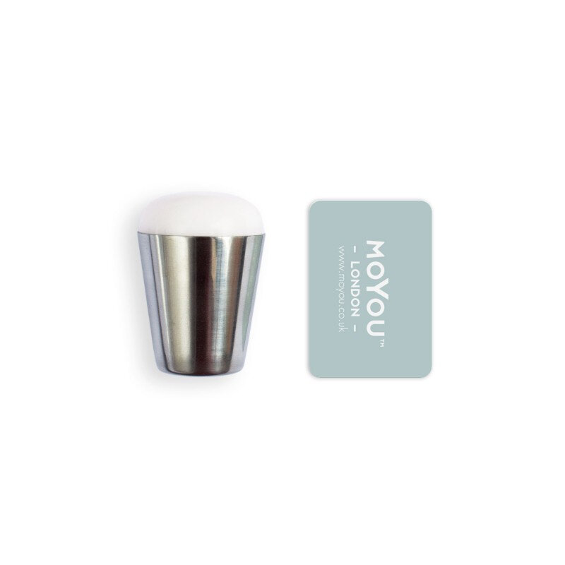 MoYou London XL Marshmallow Stamper stickey 2 hoveder