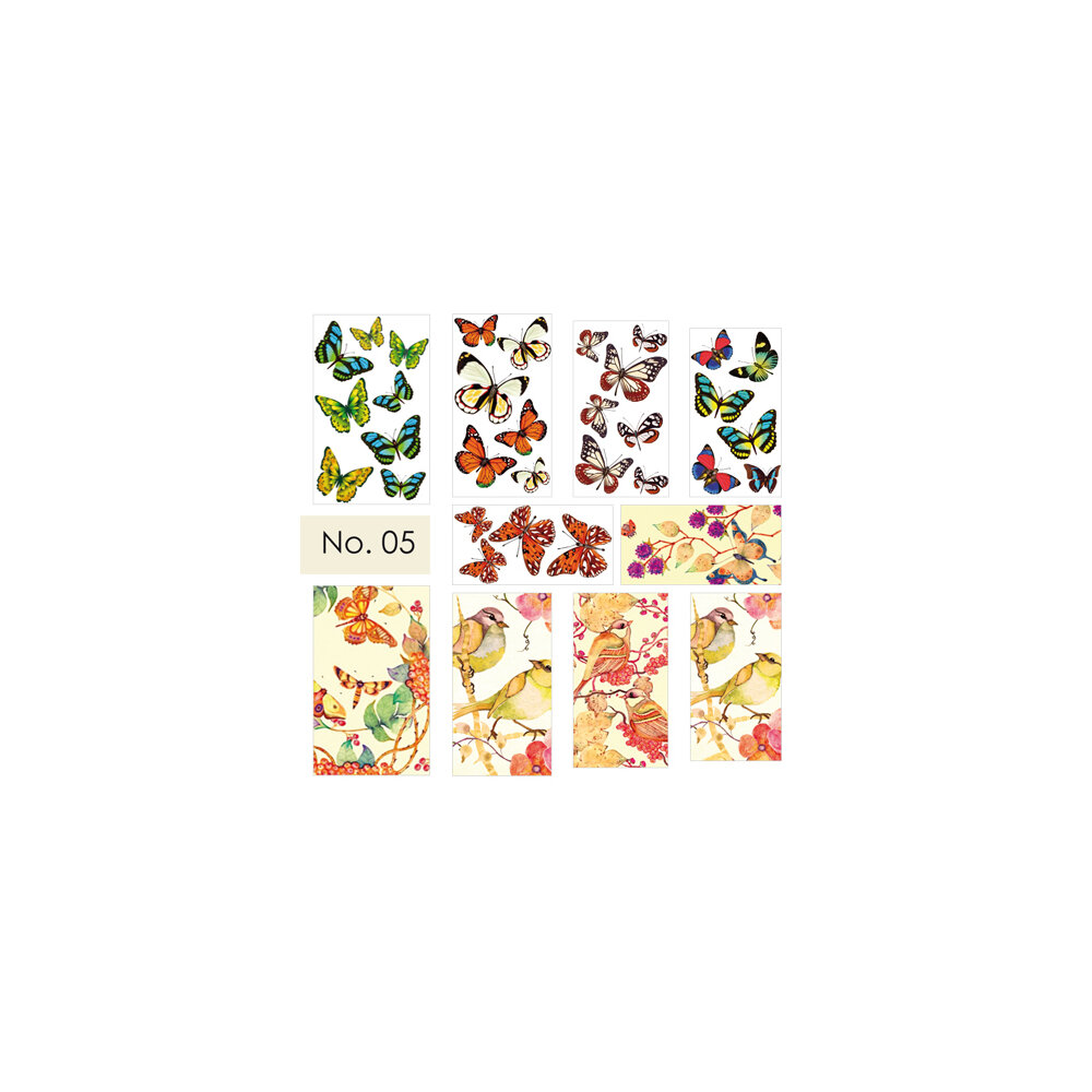 Moyra Water Decals 05