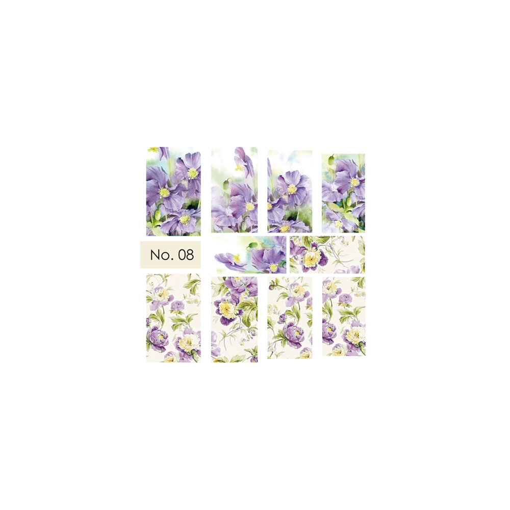 Moyra Water Decals 08