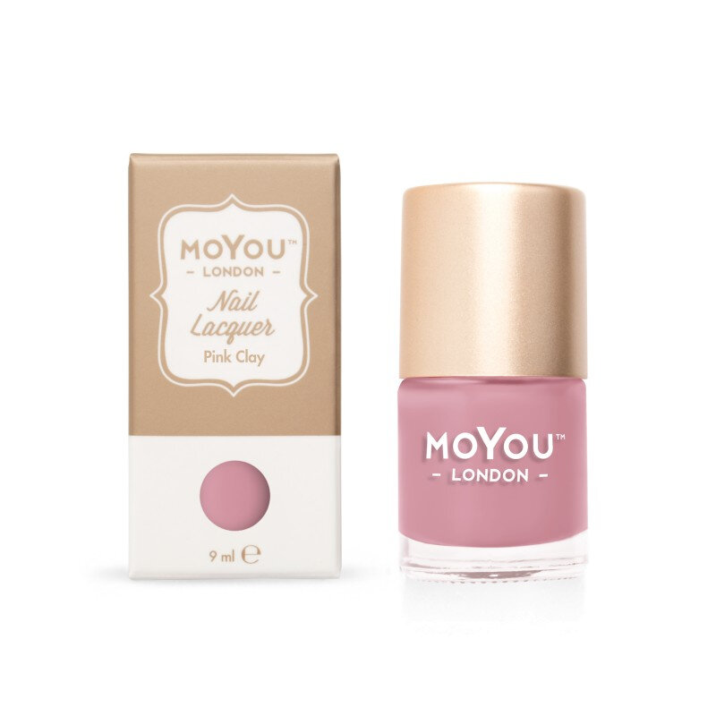 MoYou London Pink Clay