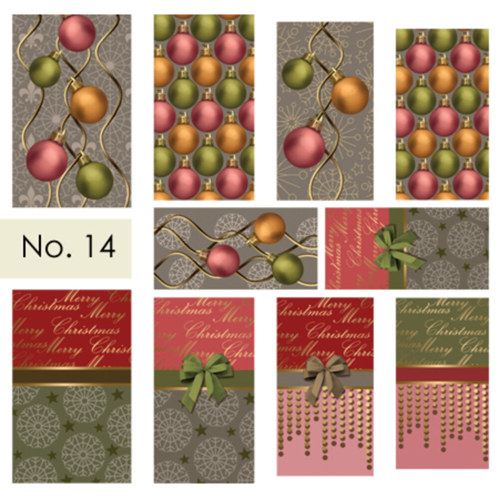 Moyra Water Decals 14