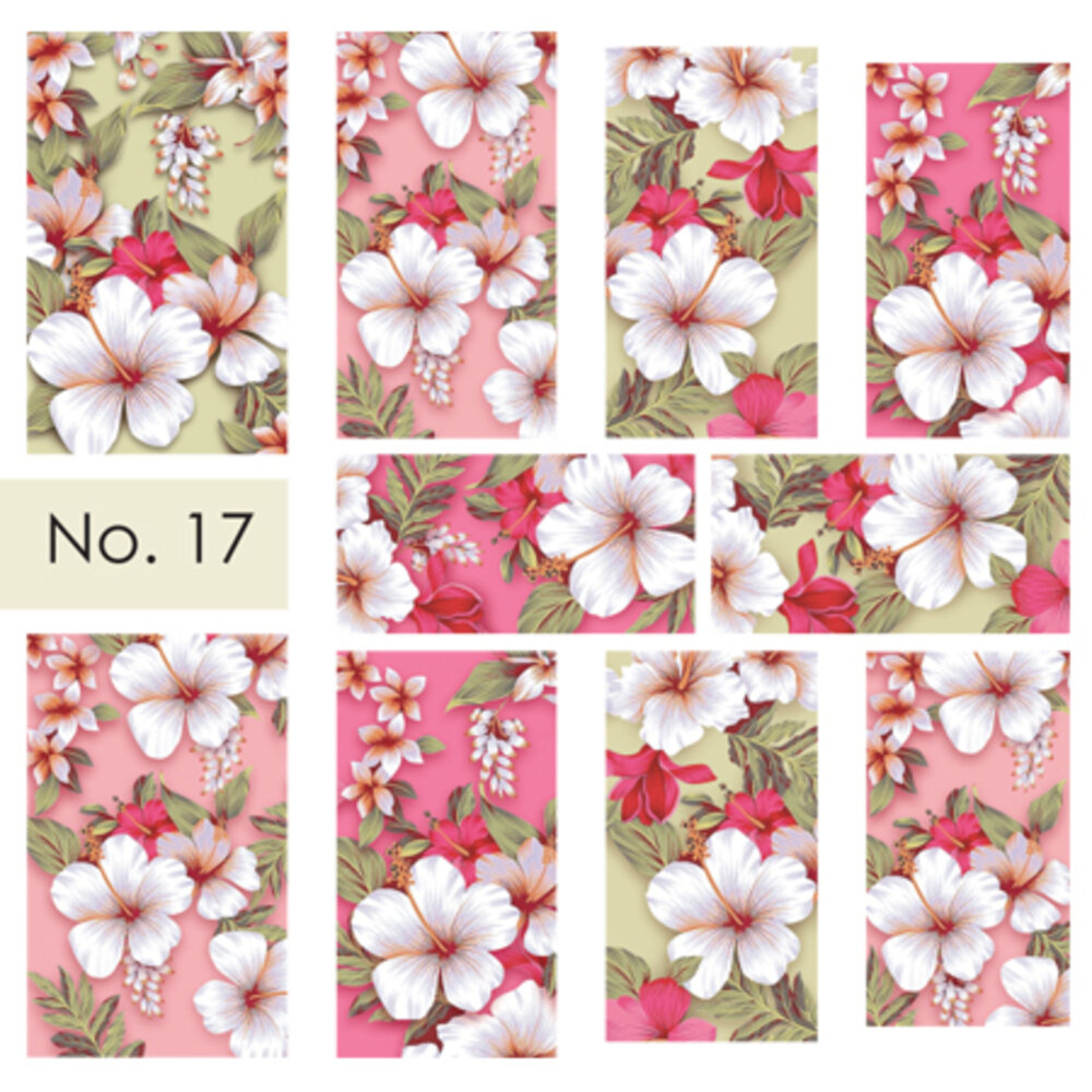 Moyra Water Decals 17