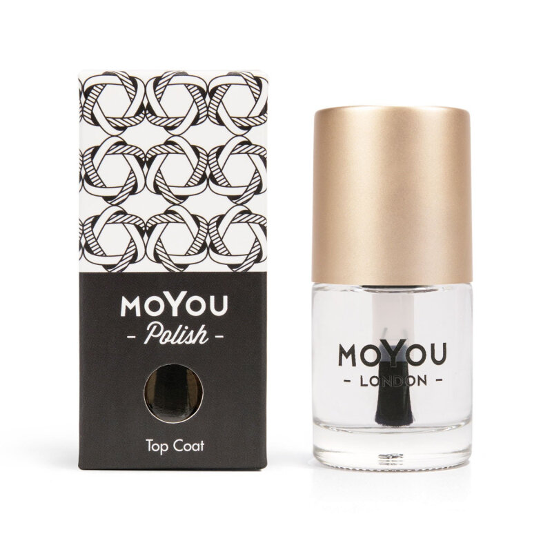 MoYou London - Top Coat 15ml