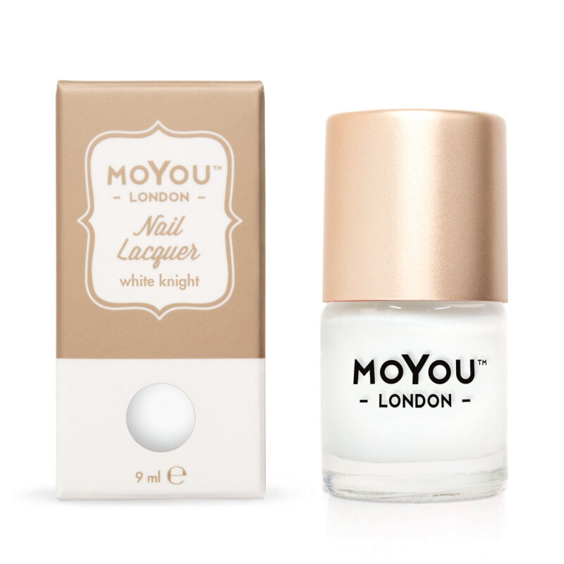 MoYou London White Knight