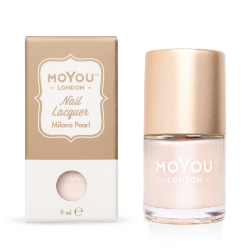 Moyou London Milano Pearl