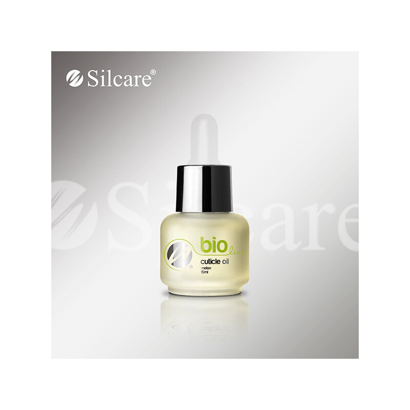 Silcare Bio Line Melon Cuticle Olie