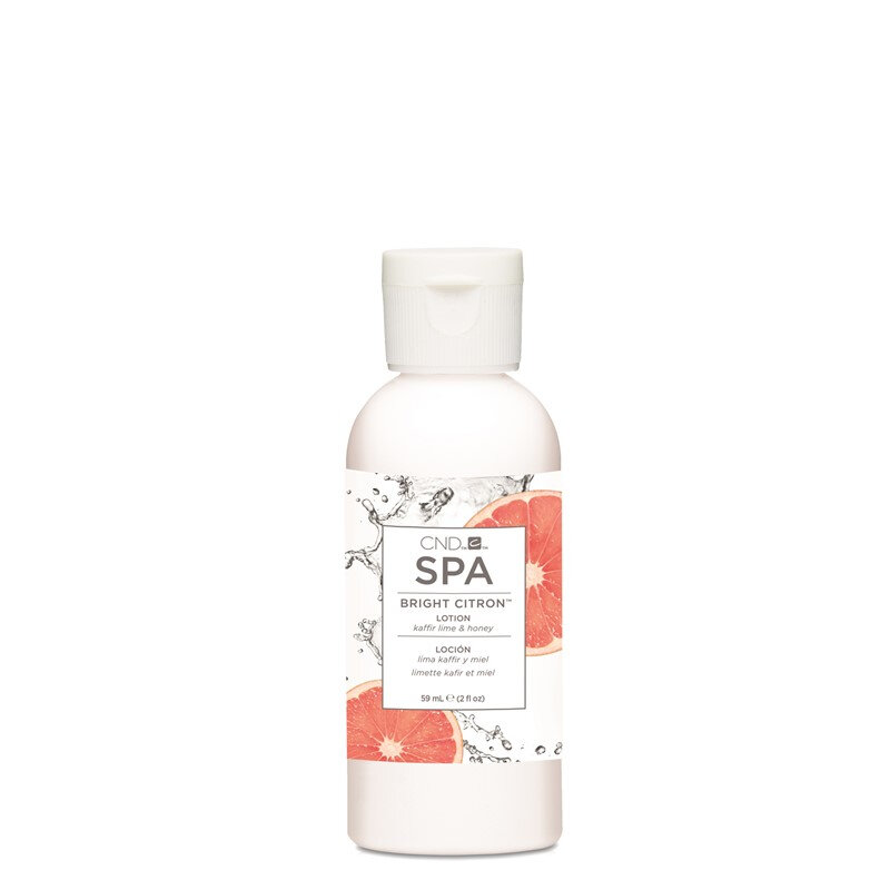 CND SPA Bright Citron Lotion - 59ml