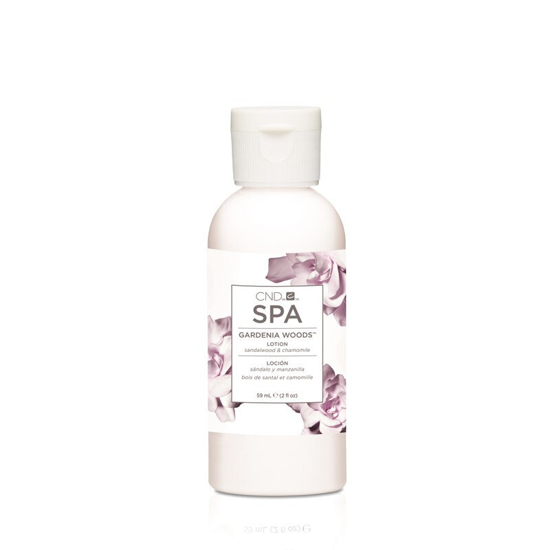 CND SPA Gardenia Woods Lotion - 59ml