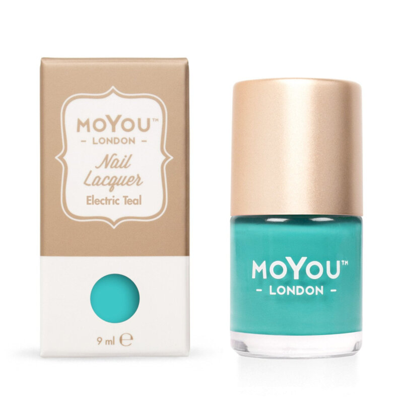 MoYou London Electric Teal