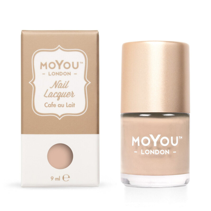MoYou London Cafe Au Lait (U)