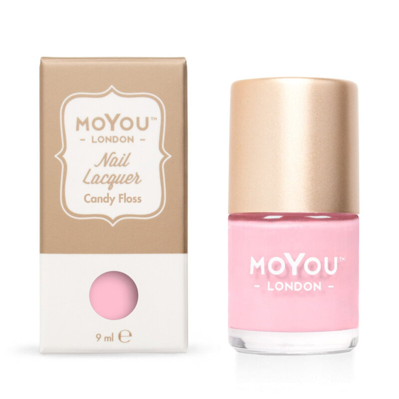 MoYou London Candy Floss