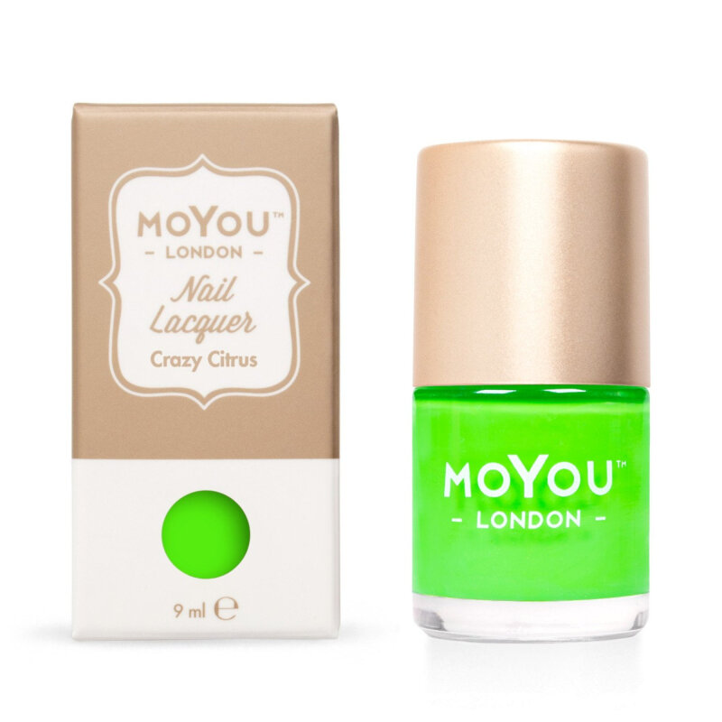 MoYou London Crazy Citrus